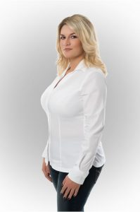 blouse for large breasts bounteous