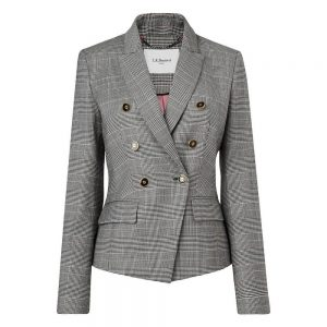 Grey Tailored Jacket