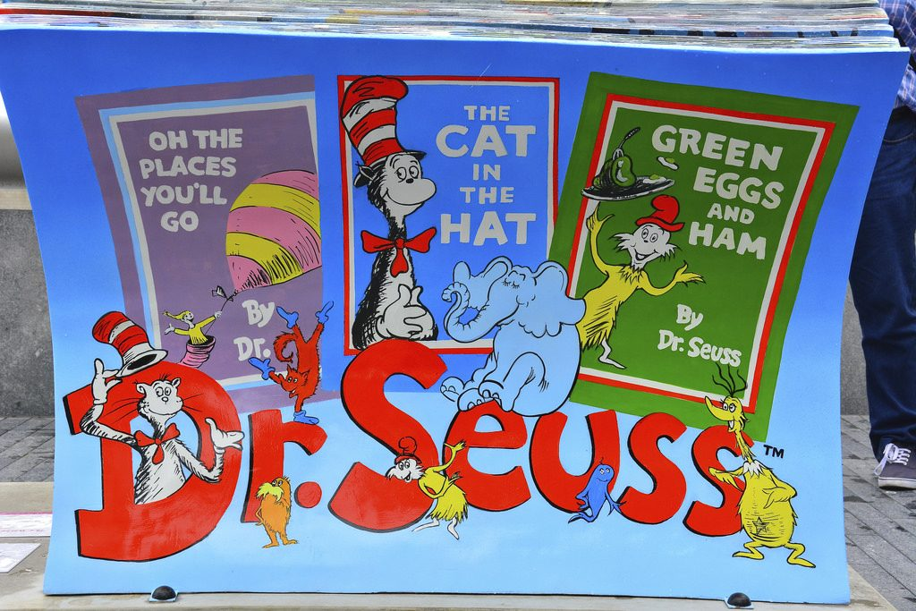Being Authentic Dr Seuss