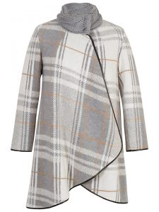 Winter Coat Chesca Wrap Style