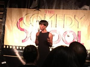 Claudia Crawley Stand Up Comedian