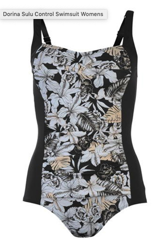 Dorina House Of Fraser Swimsuit With Side Panels