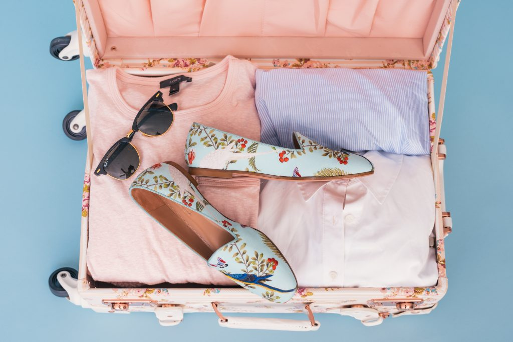 packing for a city break